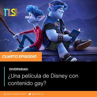 DIVERSIDAD: ¿Una película gay de Disney?