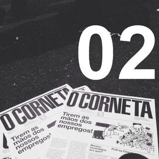 Rádio Corneta 02 - julho 2019