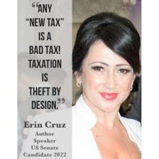 Interview with United States Senate Candidate Erin Cruz (R) California