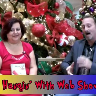 Hearts & Souls with Joanne Fisher, Author of With All of Me: interview on the Hangin With Web Show