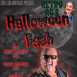ENTHUSIATIC REVIEWS #191: ZERO1 USA NorthEast Retro AG's Halloween Bash 10-27-2019 Watch-Along