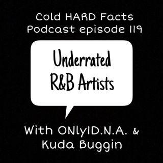 Underrated R&B Artist