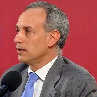 Diputados de Morena, respaldan a Hugo López-Gatell