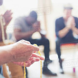 Men of Prayer