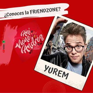 Ahí viene Andrés - T1 E2 Citas ft Yurem