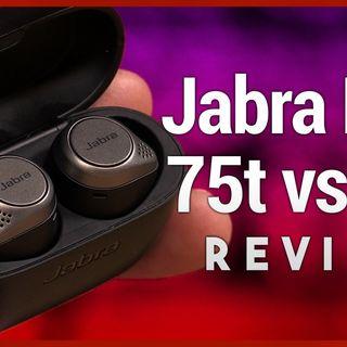 Hands-On Tech: Jabra Elite 75t vs 65t Review