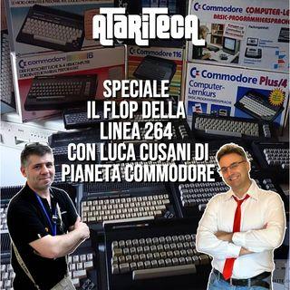 Speciale FLOP della LINEA 264 con Luca Cusani di PIANETA COMMODORE