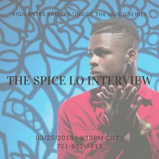 The Spice Lo Interview.