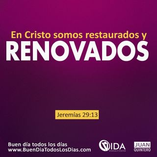 BUEN DÍA - RESTAURADOS Y RENOVADOS