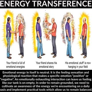 Episode 3- Transference Of Energy