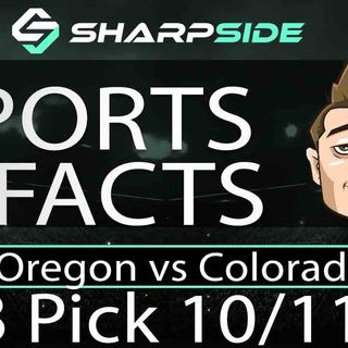 FREE Friday Night College Football Pick - Oregon vs Colorado
