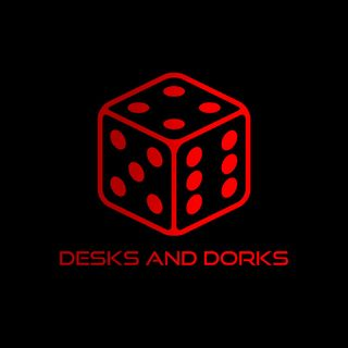 Desks and Dorks Interview Earl from Terrier Games