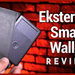 Ekster 3.0 Smart Wallet Review