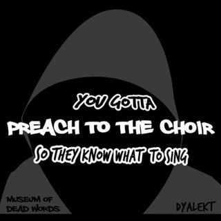 Preach to the Choir Bonus Episode