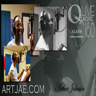 The Quest 180 LIVE. Arthur Johnson.