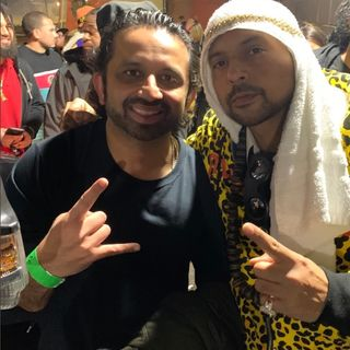 Sean Paul Joins DjPupDawg Weekend Top30 07-04-2020