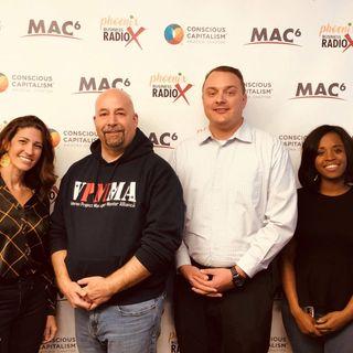 Ep 46 Craig Jones and Terra Thrash with USAA and Kandi Tilman with Kandi Tilman Consulting