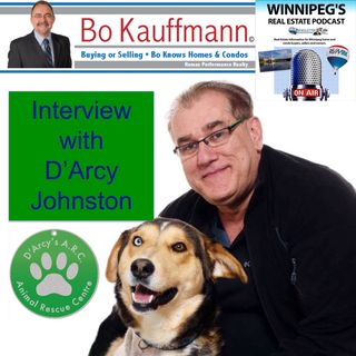 Interview with D'Arcy Johnston from D'Arcy's Animal Rescue Centre in Winnipeg