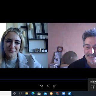 Jessica Rosselli intervistata da Marco Sotgiu