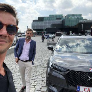 UNDSKYLD til Audi, golfspillere og franske fagforeninger – Christian Frost og den nye DS7