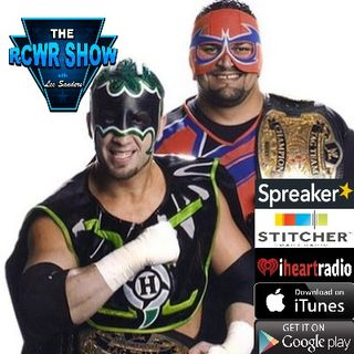 Episode 527: Matt 'Rosey' Anoa'i Rest in Peace | The RCWR Show 4-19-17