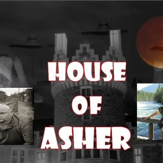 House of Asher episode 42 Ron Morehead the Qauntum Bigfoot.