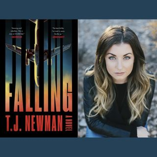 New York Times Best Selling Author: T. J. Newman Talks 'Falling' Book