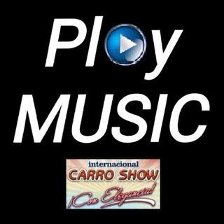 CARRO SHOW Iternacional Mix198.5