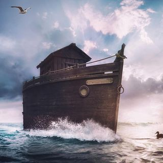 Noah's Ark and Easter
