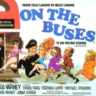 Quirky music and quirky places  - On the Buses film & Holiday Camps EP 97