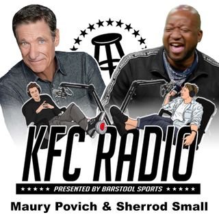 Maury Povich, Sherrod Small, Tom Brady's a Witch, and Our Greatest Fears