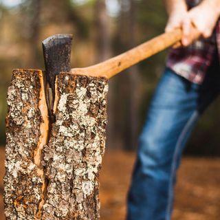 I segantini ambulanti, ovvero la filiera corta del legno