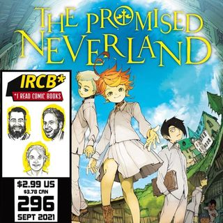 Episode 296 | Goodreads Book of the Month - The Promised Neverland, Vol. 1