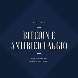 Bitcoin e antiriciclaggio