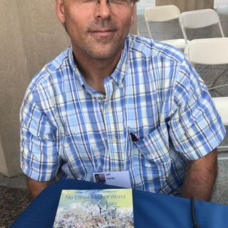 A Clearstory Conversation with poet Jeff Hardin
