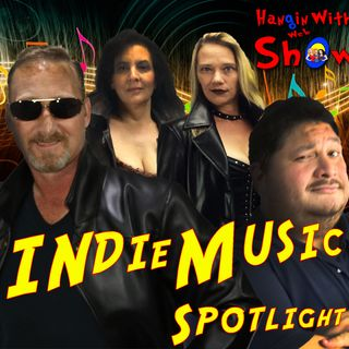 HWWS Indie Music Spotlight: Love is in the Air, Valentines Day 2 Hr.  Special 02142019 (Various Artists)