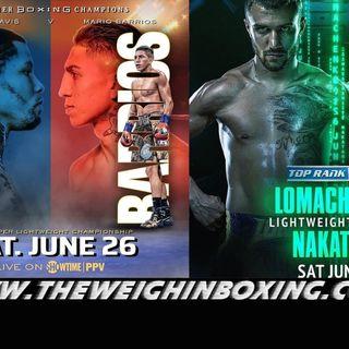 🥊Gervonta Davis vs Mario Barrios | Vasyl Lomachenko vs Masayoshi Nakatani | final fight prediction!! ‼️
