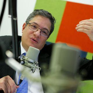 """""""Ese lío de la campaña Santos no me deja dormir"""" dice Santiago Rojas."""