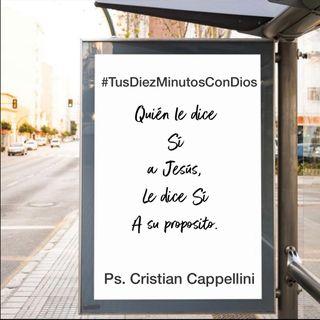 132 - Quién le dice Si a Jesús le dice Si a su Propósito