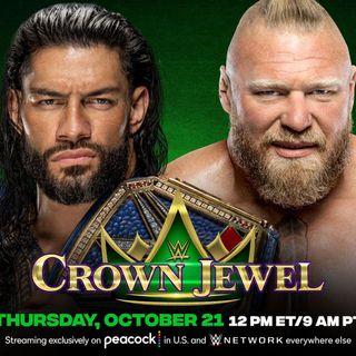 TV Party Tonight: WWE Crown Jewel 2021