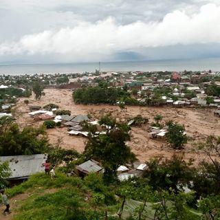 SPECIALE ELIKYA - Intervista al Vescovo di Uvira in RD Congo,  Sebastien Muyengo, dopo l'alluvione di questi giorni -  Sabato 25 aprile 2020