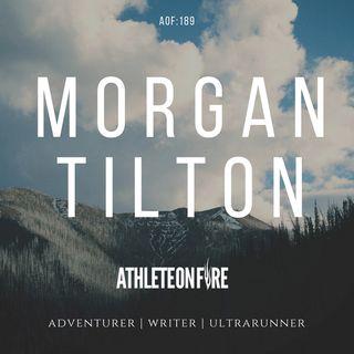 AOF:189 Adventure writer and ultrarunner Morgan Tilton.