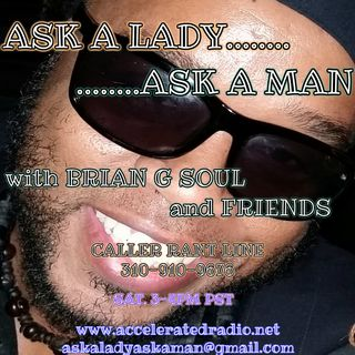 Ask A Lady Ask A Man 11-19-16
