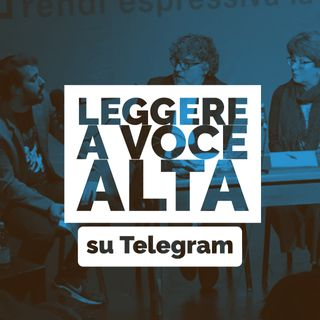 Setup audio per registrare note telegram - 19 ottobre 2018