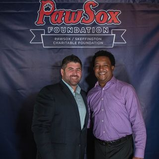 Ep. 820 - Matt Harper (Sr. Sales Director, Pawtucket Red Sox)