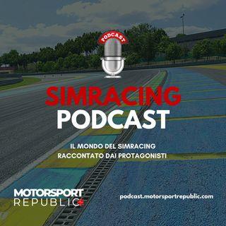 Puntata flash con Nicola Trivilino. Anche il TCR ufficialmente nel sim racing