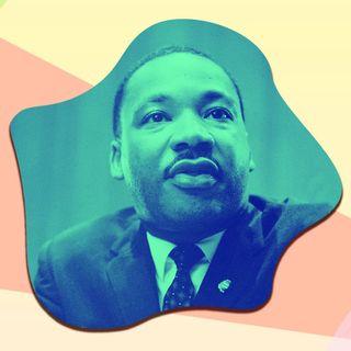 Martin Luther King - kampen, drömmen och det brutala motståndet