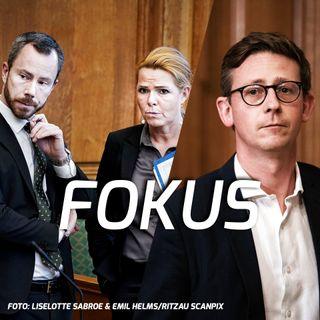 Fokus.. på balladen i Venstre.