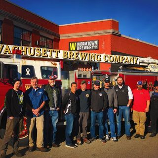 Wachusett, Wormtown Team Up To Brew Beer For Fallen Worcester Firefighter