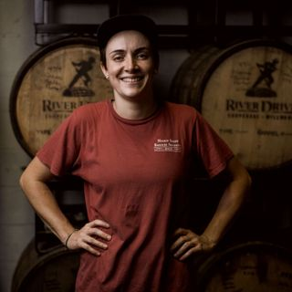 Ep. 55 - Anna Jobe of Night Shift Brewing